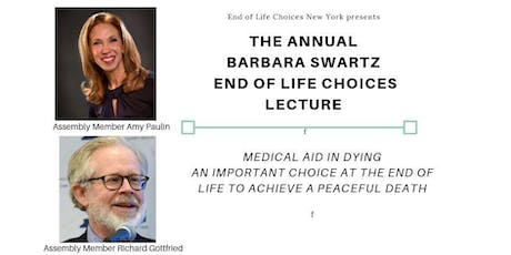 The Annual Barbara Swartz End of Life Choices Lecture tickets