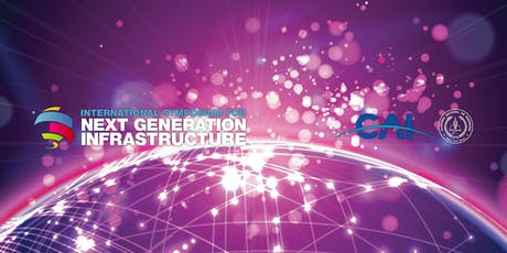 International Symposium for Next Generation Infrastructure 2019 – ISNGI 2019 entradas