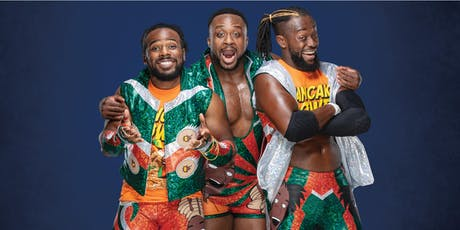 WWE® Superstars The New Day™ tickets