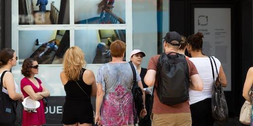 Visite Focus - Vitrine sur l'art