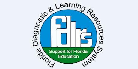 FDLRS -  3 Part Series Training /Creating A School Family, Brain Based Behaviors, and Making Sense of Sensory/Self Regulation (Based on Conscious Discipline) tickets