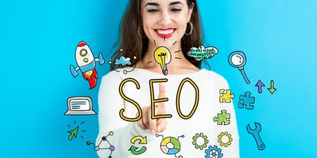 Webinar - SEO Tactics to help your business rank on page 1 of Google! tickets