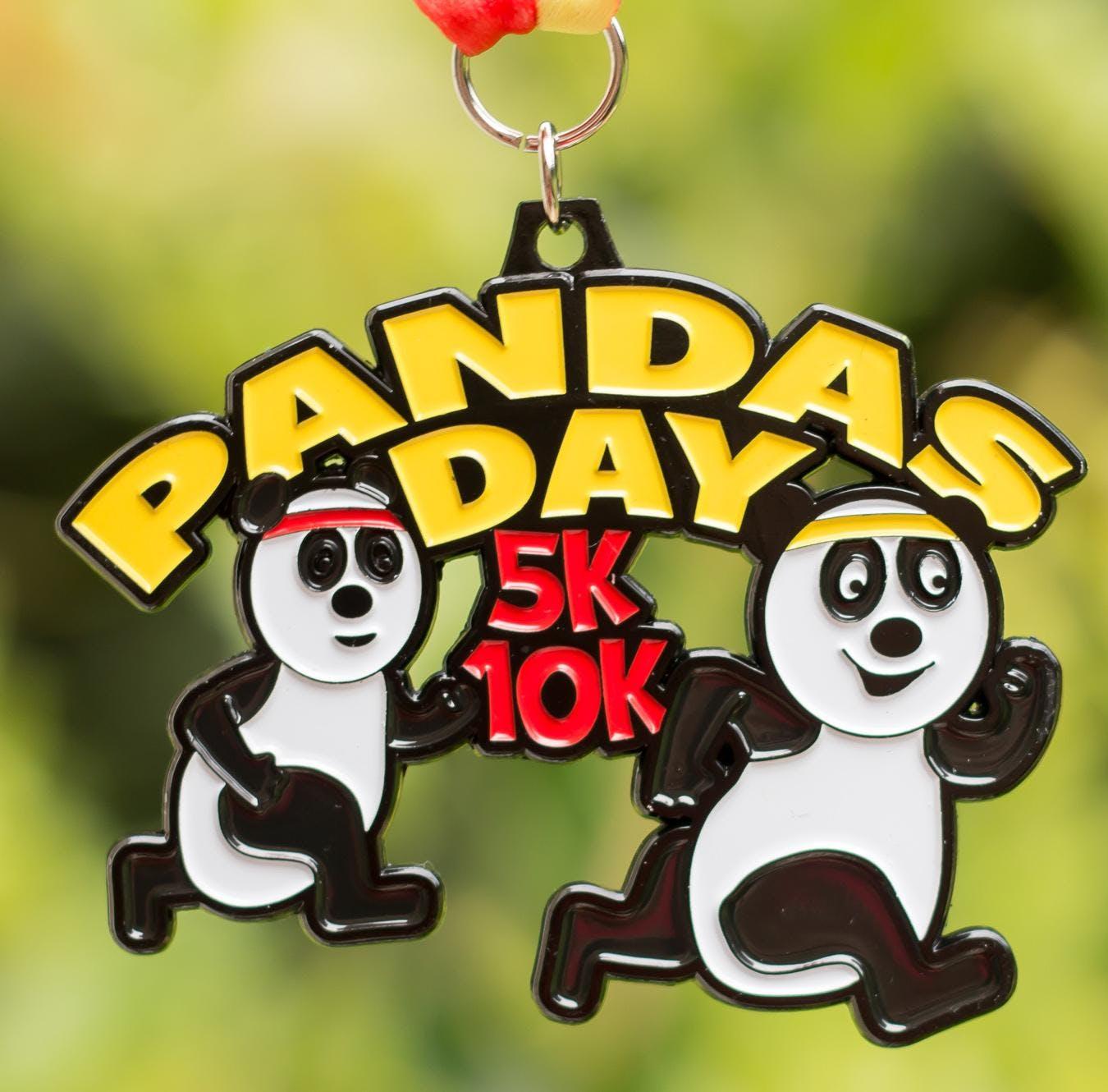 Now Only $8! PANDAS Day 5K & 10K - Tucson