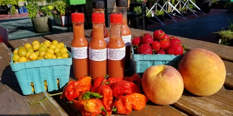 Hot Sauce Blending tickets