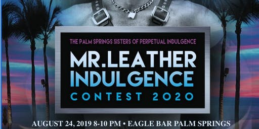 Mr. Leather Indulgence Weekend Pool Party and BBQ