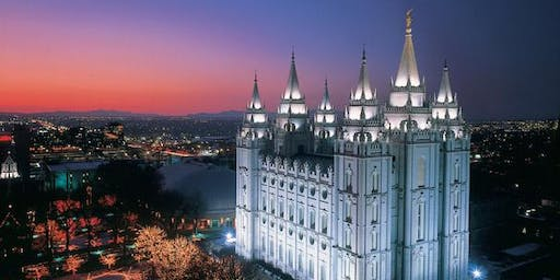 Music & The Spoken Word & Temple Square Tour - 2019