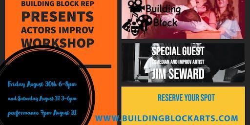 Improv workshop