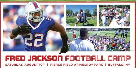 Fred Jackson Football Camp  tickets