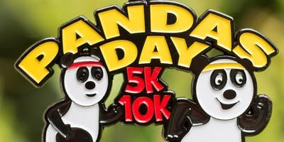 Now Only $8! PANDAS Day 5K & 10K - San Diego