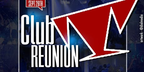 Club T Reunion tickets