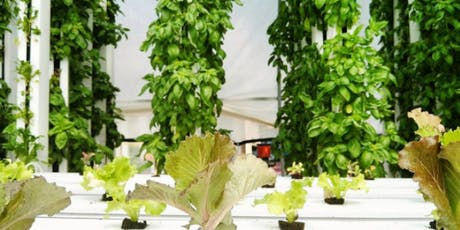 Hydroponics and Vertical Farming tickets
