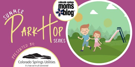 Colorado Springs Moms Blog Summer Park Hop Series {July 23rd Event}