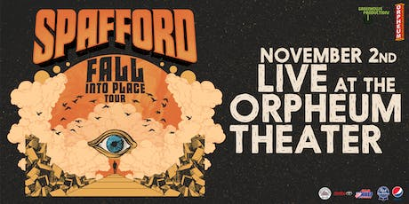 Spafford Fall Into Place Tour tickets