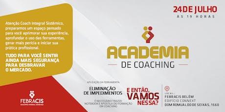3ª Academia de Coaching ingressos