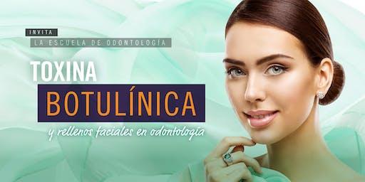 SELLO VERDE: Usos terapéuticos de toxina botulínica y rellenos faciales relacionados a la odontología