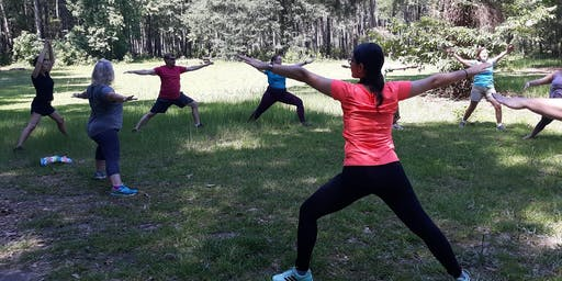 Forest Wellness Program: Tai Chi in Your National Park