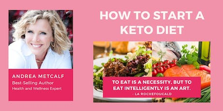 How to Start the Keto Diet tickets