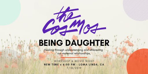 The Cosmos IE x Being Daughter - Workshop & Movie Night