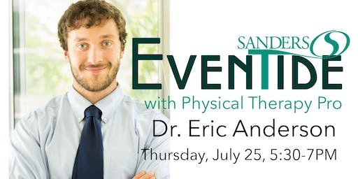 Sanders EvenTide: Preventing Falls, How to Keep You and Your Home Safe
