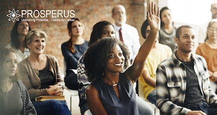 ProsperUs Community Stakeholder Forum tickets