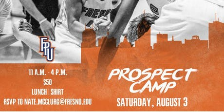 FPU Men's Basketball Prospect Camp tickets