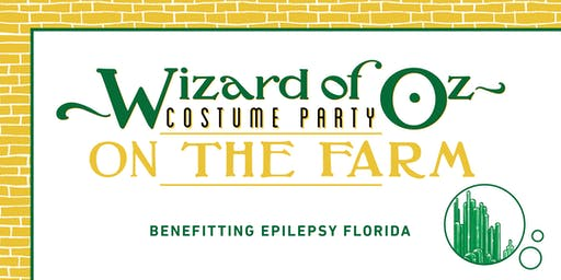Wizard of Oz Costume Party on the Farm | Benefitting Epilepsy Florida
