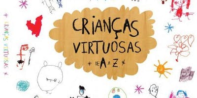 Oficina de Desenho: Crianças Virtuosas com Alua Kopstein e Pirecco