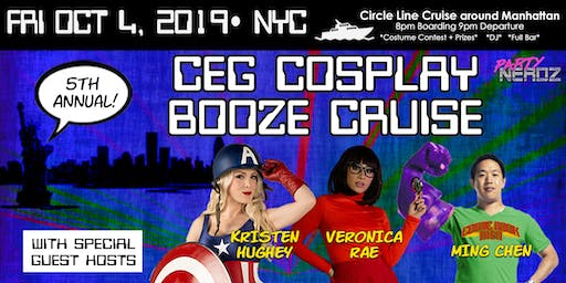 Cosplay Cruise [Blocks from Comic Con at the Jacob Javits Center]