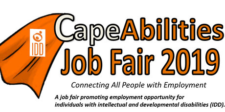 CapeAbilities Job Fair 2019 - Employer / Exhibitor Registration tickets