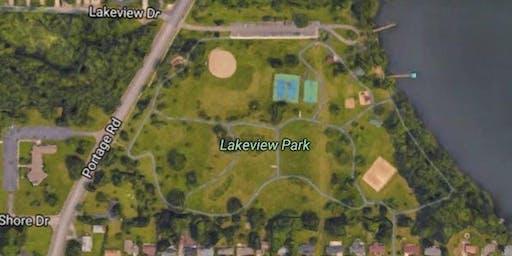 Lakeview Park Yoga