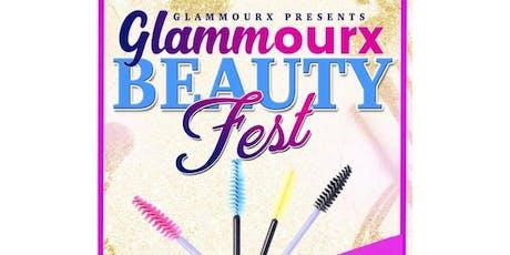 Glammourx beauty festival tickets