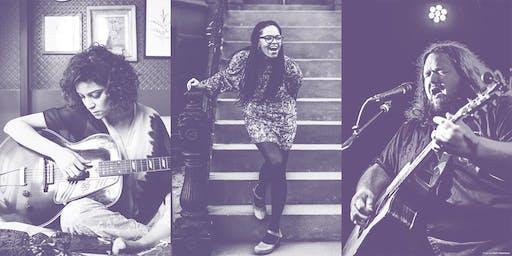 Roots Rising ! with MATT ANDERSON, GABY MORENO, & LIZ VICE