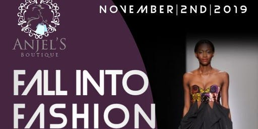 Anjel's Boutique 6-Year Anniversary - Fall into Fashion Show