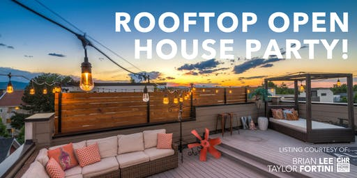 Rooftop Open House Party!