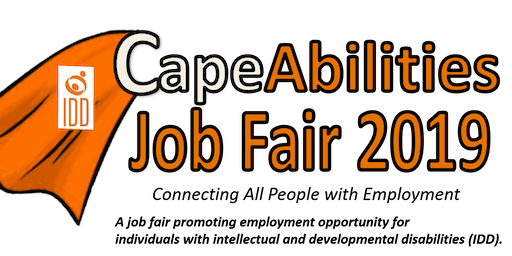 CapeAbilities Job Fair 2019 - Attendee Registration