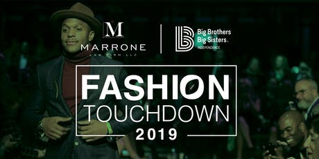 2019 Fashion Touchdown tickets