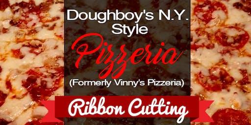 Ribbon Cutting: Doughboy's N.Y. Style Pizzeria