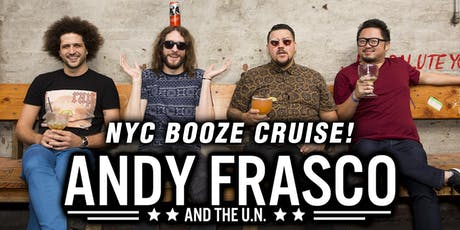 Andy Frasco & The U.N. Aboard The Liberty Belle tickets