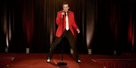 """Everywhere An Entertainer! Presents: Everett Dean - """"Remembering The King"""" tickets"""