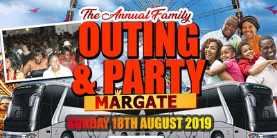 THE ANNUAL FAMILY & PARTY TO ( MARGATE )