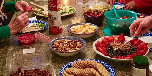 Soulful Potluck-A Fun Evening of Food and Conversation