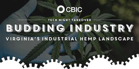 "CBIC TNT ""Budding Industry: Virginia's Industrial Hemp Landscape"" tickets"