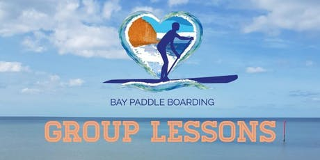 Bay Paddle Boarding Group Lesson tickets