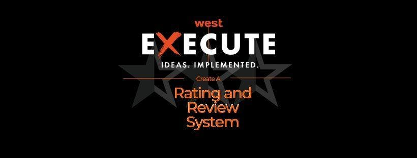 WFG Execute Series - Ratings and Review System