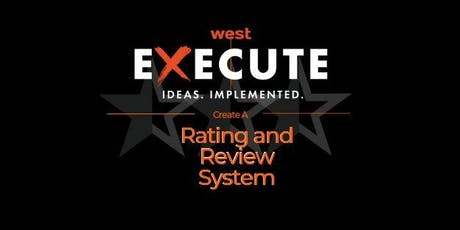 WFG Execute Series - Ratings and Review System tickets