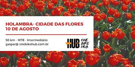 Holambra - Cidade das Flores - 50 km MTB -Intermediário ingressos