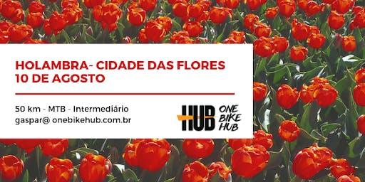 Holambra - Cidade das Flores - 50 km MTB -Intermediário