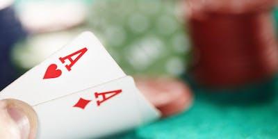 Texas Hold Em' Poker Tournament & Silent Auction