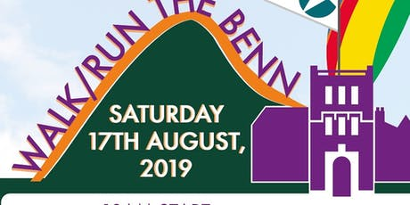 Walk/ Run The Benn tickets