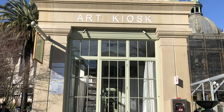 August Interactive Art Kiosk Installation Project in Downtown Redwood City tickets